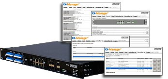 PROFITAP XX-32G Network Tap and XX-Manager