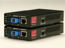 Gigabit Ethernet Copper-to-Fiber Converters