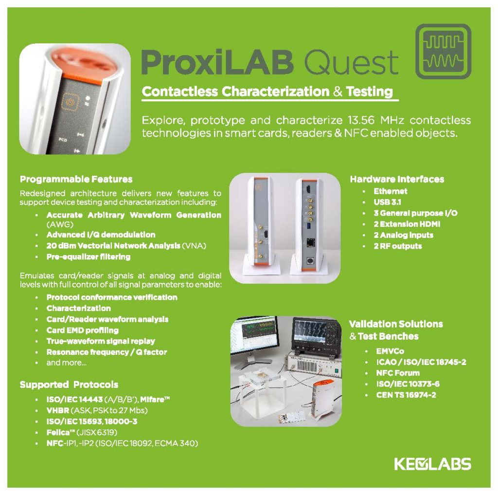 KEOLABS ProxiLAB | ComWorth