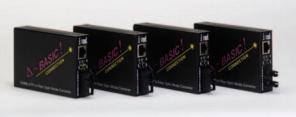 BC-TFXX – Fast Ethernet Copper-to-Fiber Converters