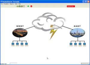 Tornado Wan Emulation Software