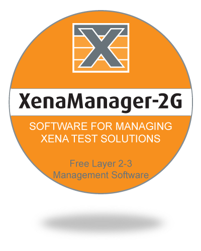XenaManager-2G Test Software (XM-2G)